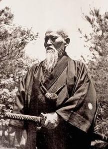 Aikido O-Sensei